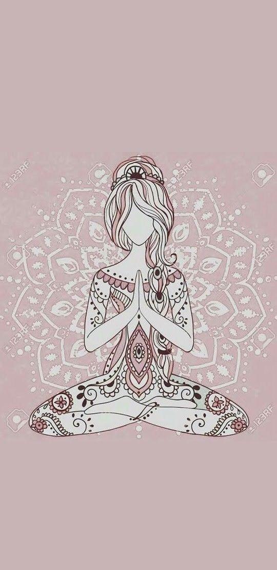 Feminine Meditation Sacred Wallpaper Yoga Zen Wallpaper Sacred Feminine Yoga Meditation Zen Wallpaper S In 2020 Zen Wallpaper Sacred Feminine Yoga Background