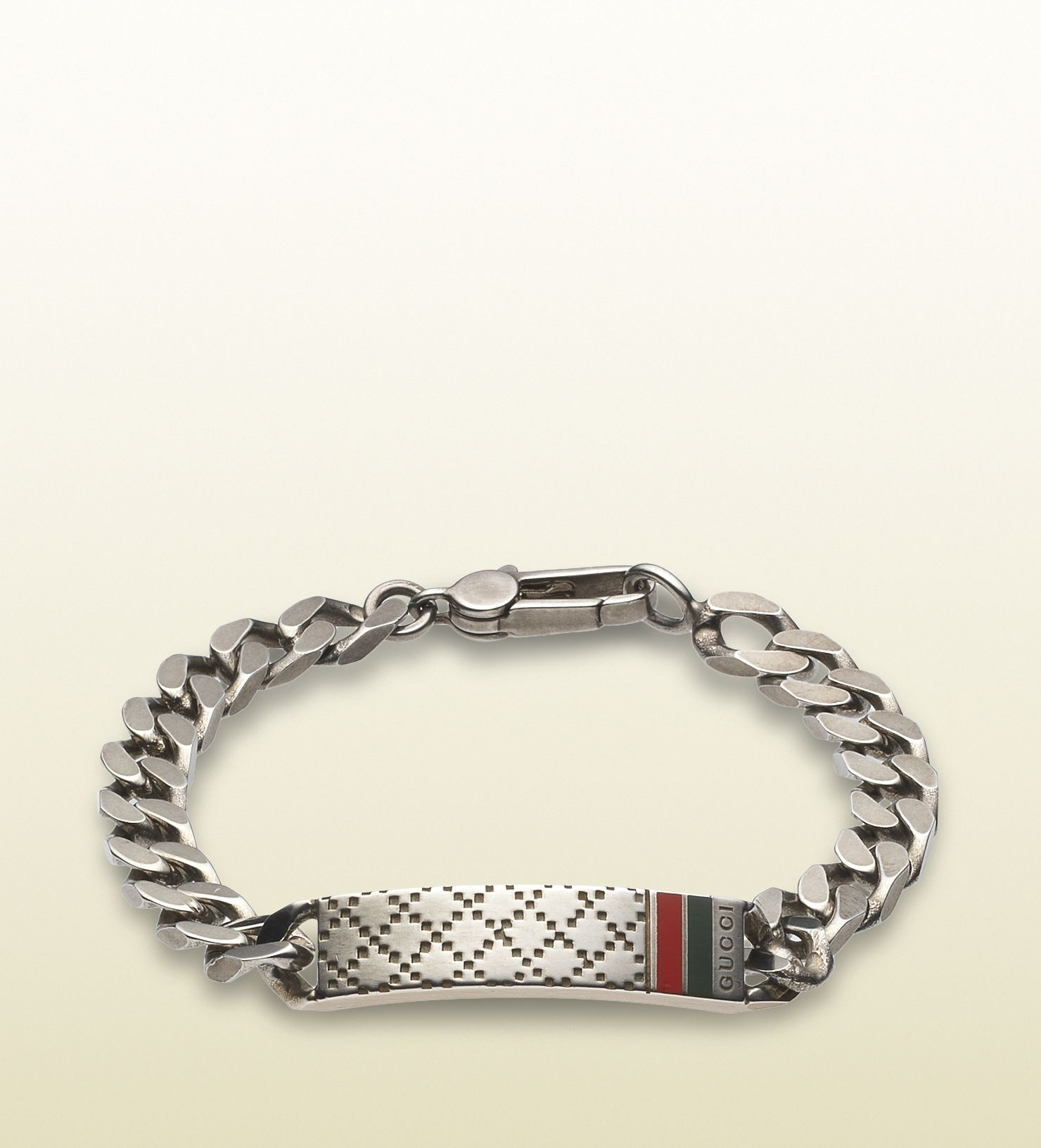 Gucci Bracelet With Diamante Motif 295676j89l08518