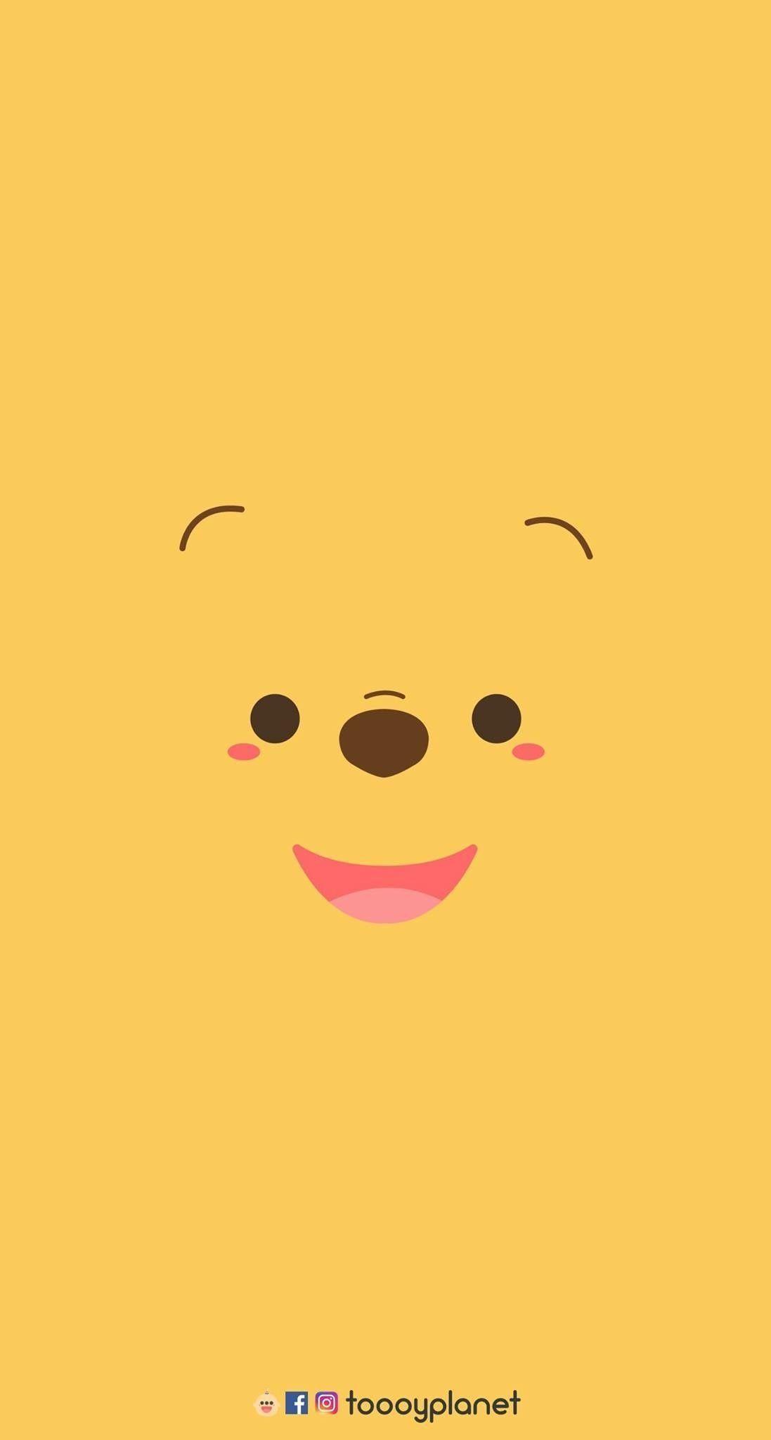 Winnie The Pooh Iphone Wallpapers Top Free Winnie The Pooh Throughout Winnie The Pooh Iphone Wallpaper Lukisan Disney Ilustrator Poster Abstrak