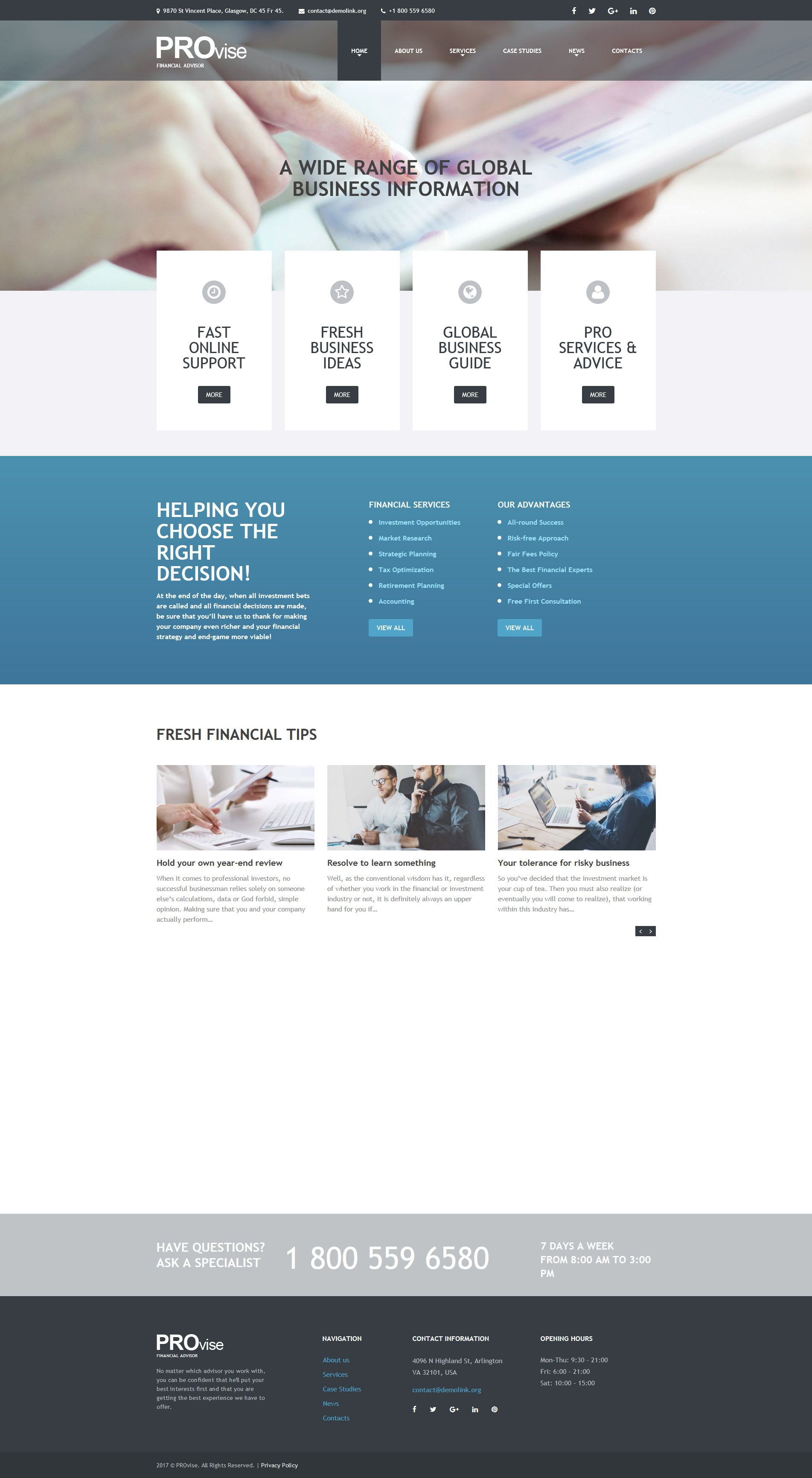 Provise Special Financial Consulting Wordpress Theme With Images Financial Financial Tips Finance