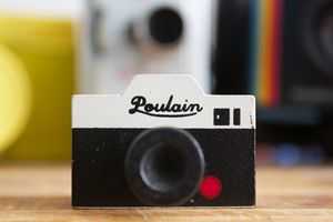 Camera Stamp For This You Have To Know Who Is Poulain Photography Marketing Wooden Camera Stamp