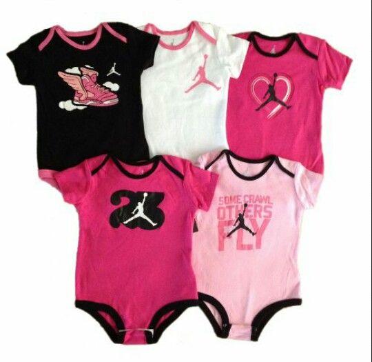 653fe255906e Baby girl jordan outfits