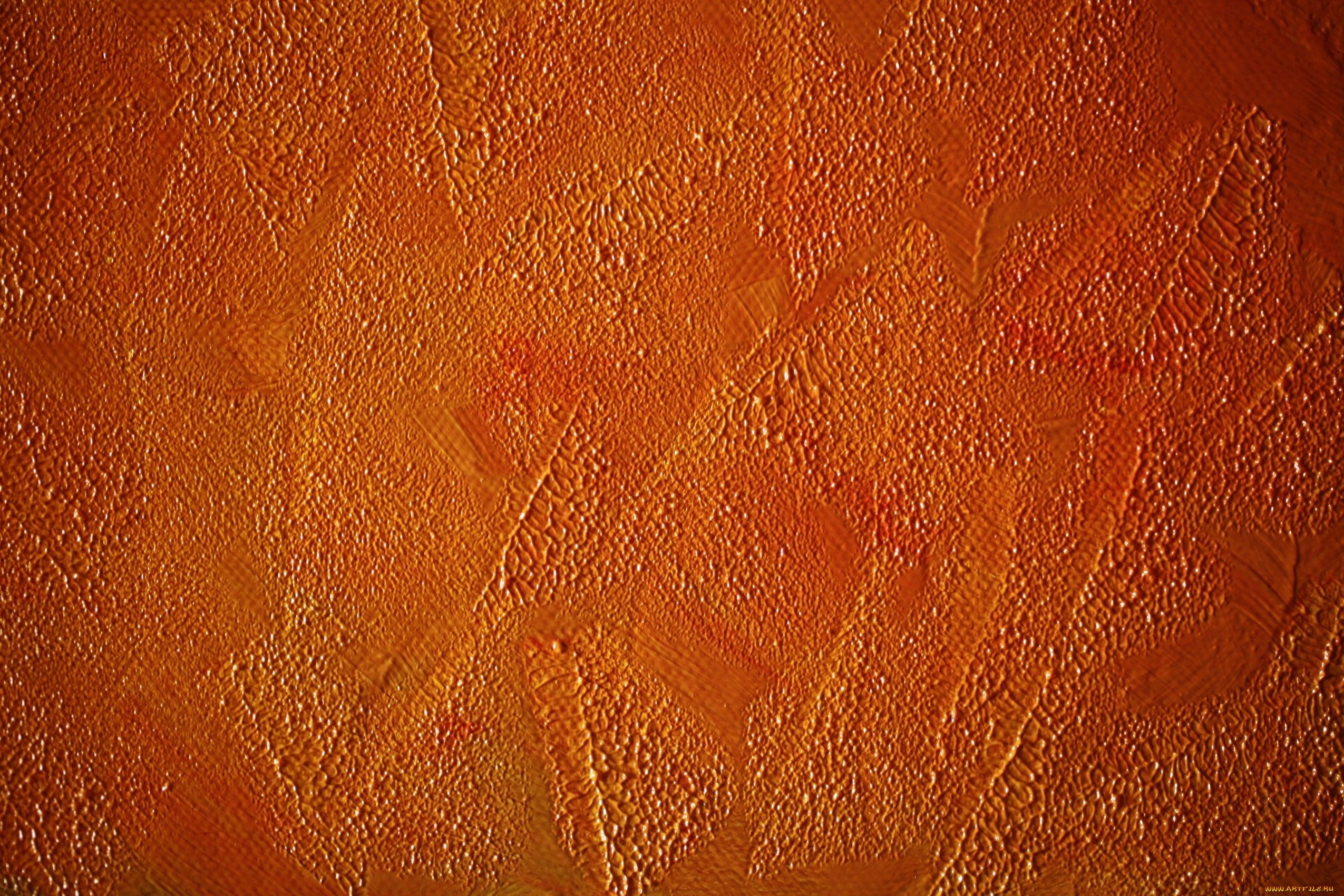 Download Texture Orange Paint Texture Paints Background