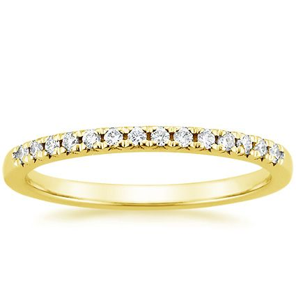 18K Yellow Gold Sonora Diamond Ring from Brilliant Earth