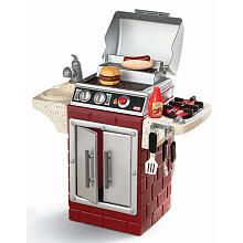 Little Tikes Get Out N Grill Barbecue Set Grillen Barbecue