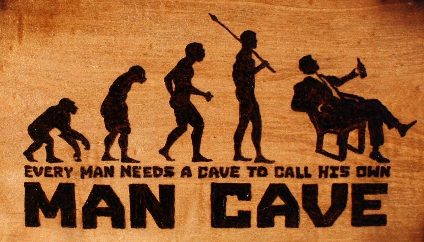 Man Cave Rustic Signs : Best rustic sports signs images