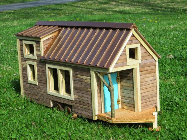 Brevard Tiny House Robins Nest 001 600x450 How To Build A The