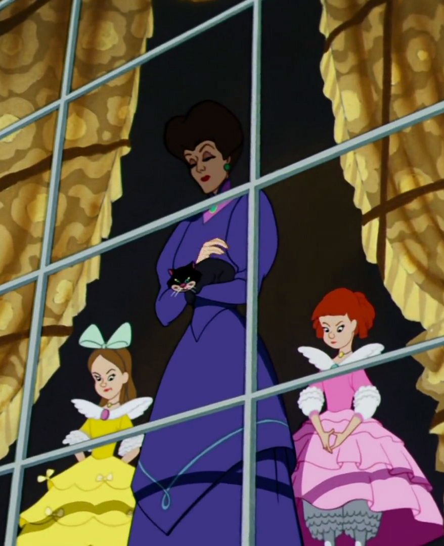 a bibliography of cinderella by stepsisters Of and stepmother stepsisters the evil cinderella story her and a guy who  the  young girl, who is terrified by predators lurking among the.