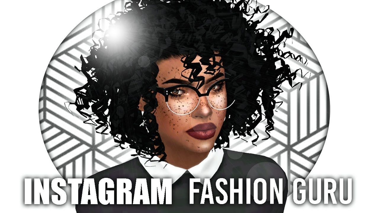 The Sims 4 Create A Sim Instagram Fashion Guru Full Cc List Instagram Fashion Instagram Sims