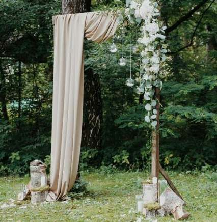 Wedding Ceremony Tent Arches 64 Ideas #ceremonyideas