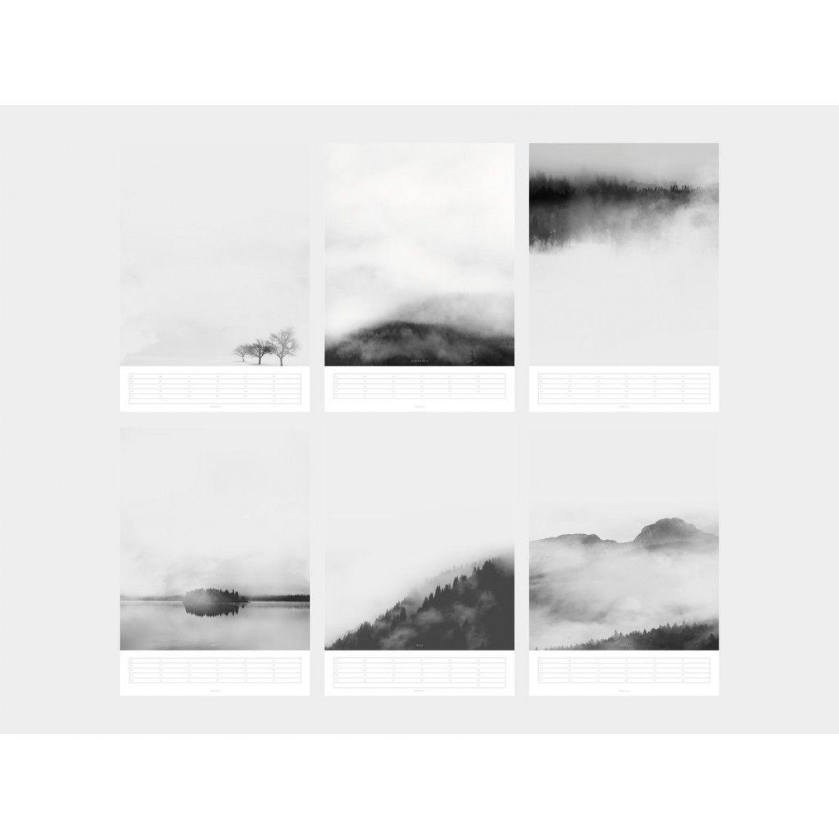 typealive / Wandkalender / Landscapes 2020 | selekkt ...