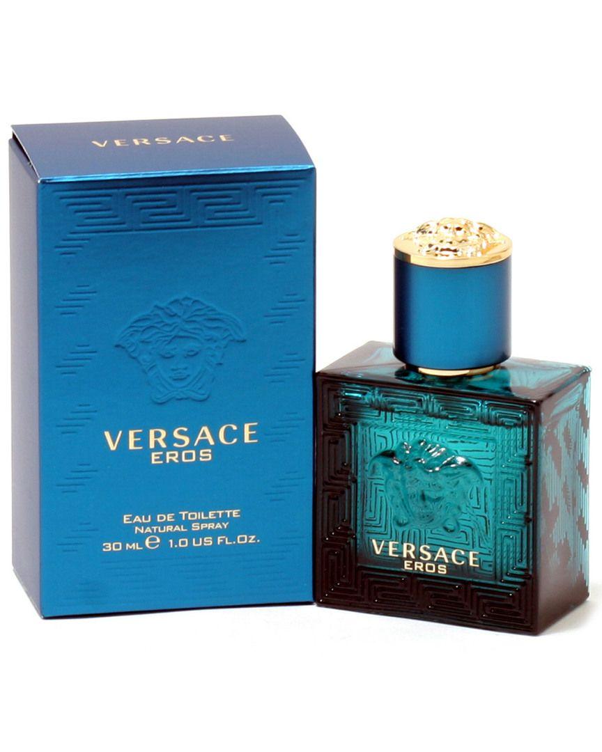"""Versace Men's """"Eros"""" 1oz Eau de Toilette Spray is on Rue. Shop it now."""