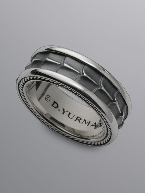 The David Yurman Ring That I Wear