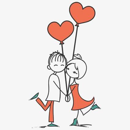 Stickman Enamorados Separados Buscar Con Google Dibujos De Novios Flores Para Dibujar Dibujos Garabateados