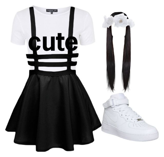 """Cute"" by jordanonfleek ❤ liked on Polyvore"