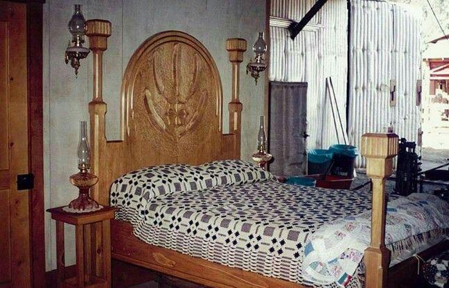 La cama de Sully y Michaela <3