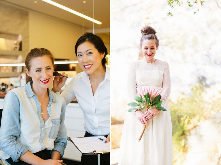 A 12-Step Guide to Doing Your Own Wedding Makeup: Glamour.com