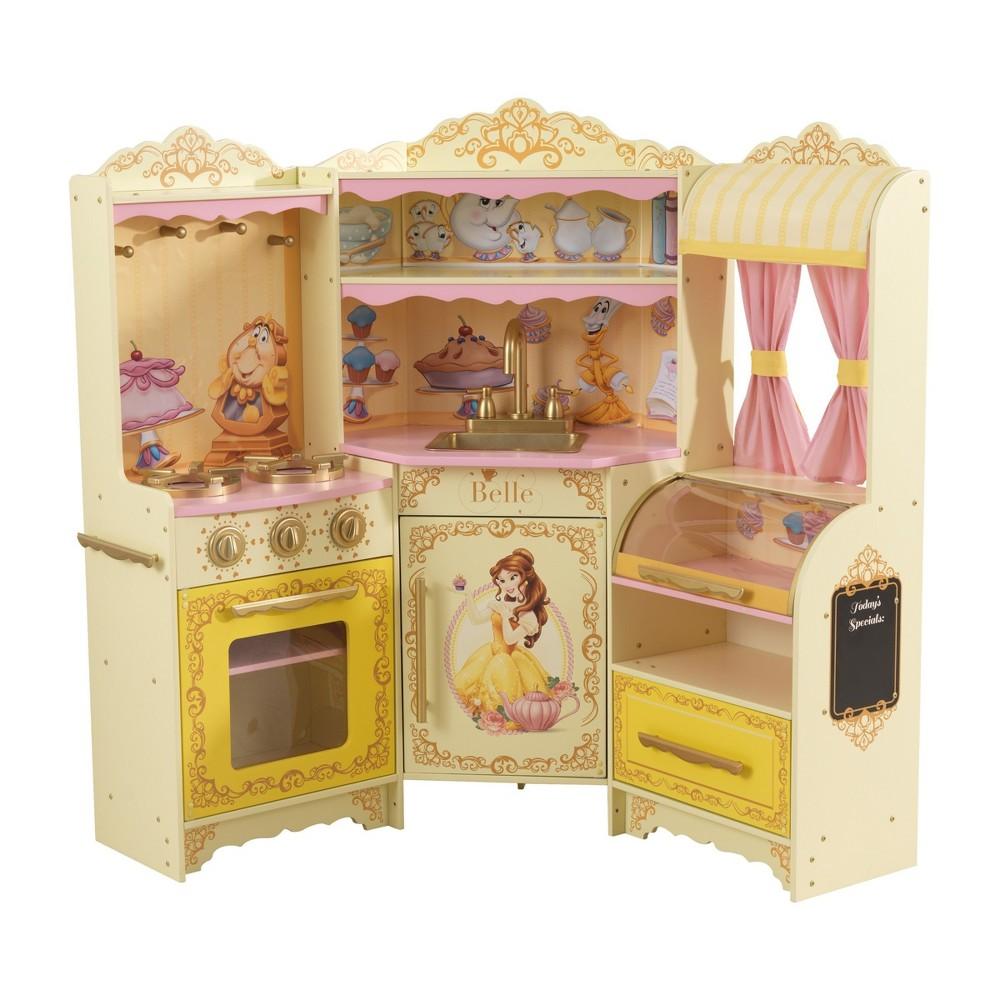 Kidkraft Disney Princess Belle Pastry Kitchen Disney Princess