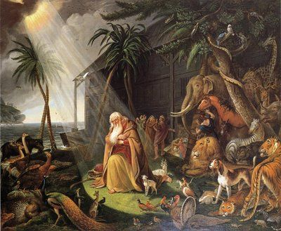 Genesis 8 Bible Commentary - The Flood Ends | Access-Jesus.com ...