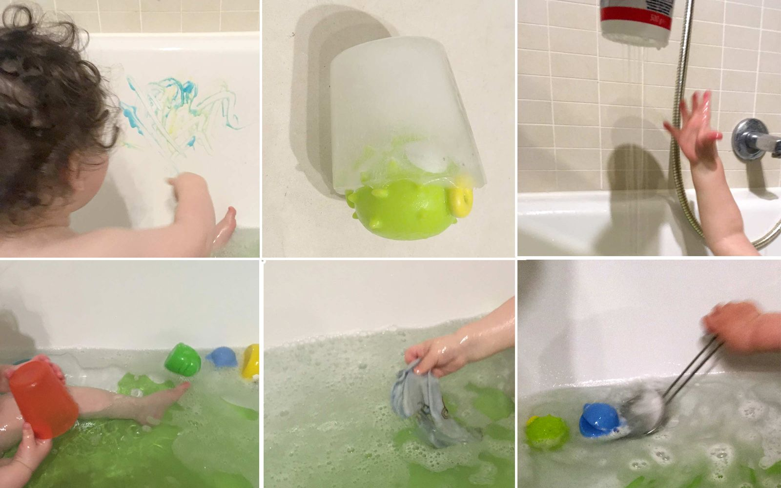 Badewannenspiele Mit Einjahrigen Wanne Baden Und Badewanne Ideen