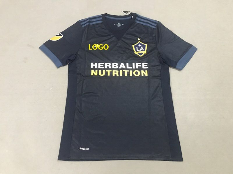 2287196af 18-19 Men Los Angeles Galaxy Soccer Jersey -Thai Quality Adult Football  Shirt Kits