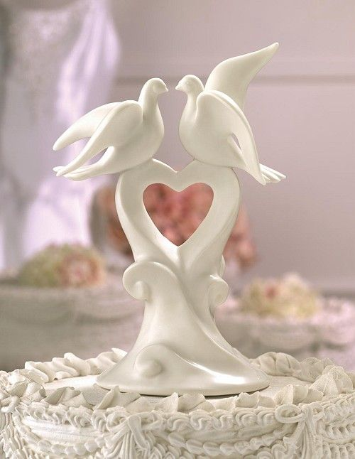 Romantic Wedding Cake Toppers | romantic-wedding-cake-toppers-2