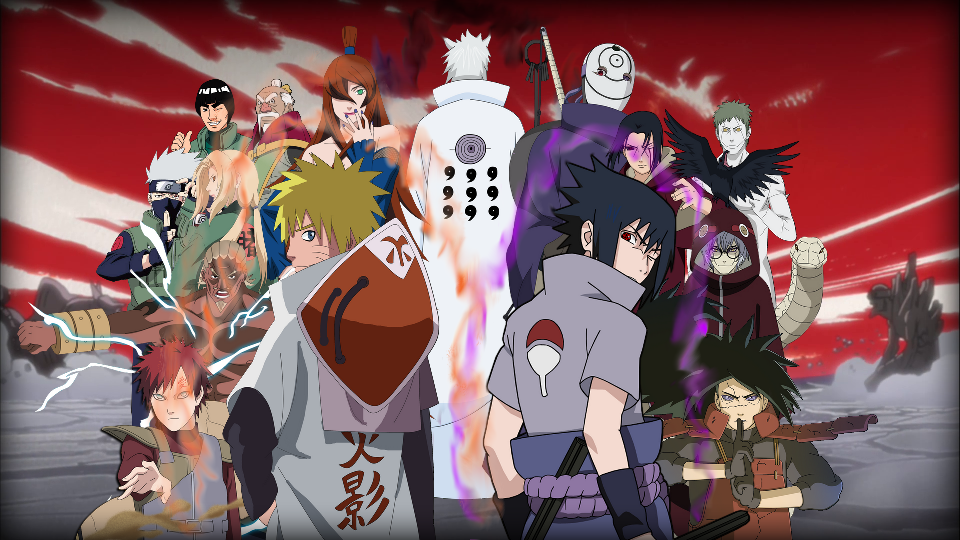 Naruto Shippuden Pictures Flip Wallpapers Download Free