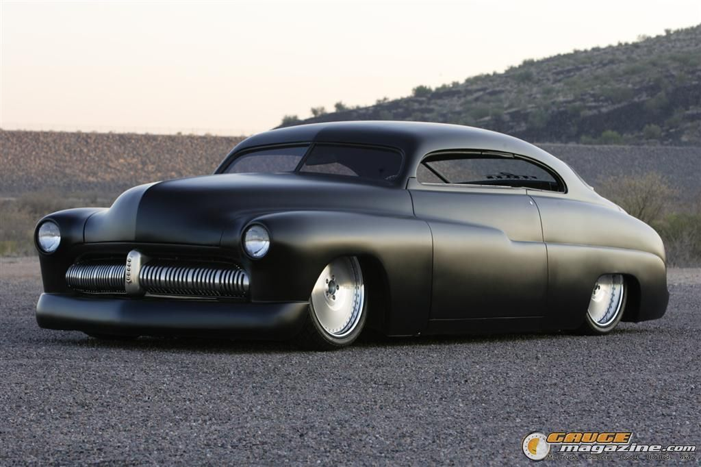 51 mercury coupe google search