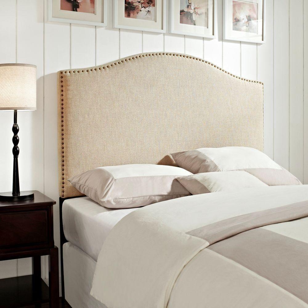 Samuel Lawrence Furniture Tan Full Queen Headboard Ds 8632 250