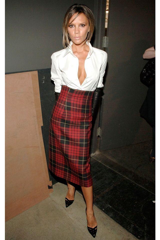 Los mejores looks de Victoria Beckham  – Moda