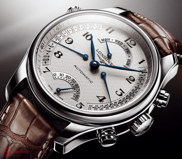 Longines Master Collection.