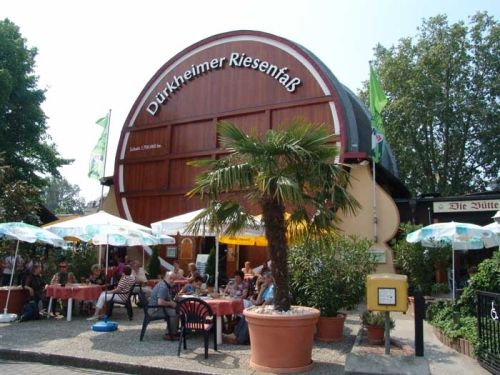 Bad Durkheim Weinfest