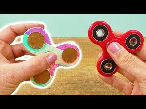 Diy Fidget Spinner Ohne Kugellager Selber Bauen Summer Must Have Diy Youtube Laternen Basteln Basteln Anleitung Basteln Mit Kindern