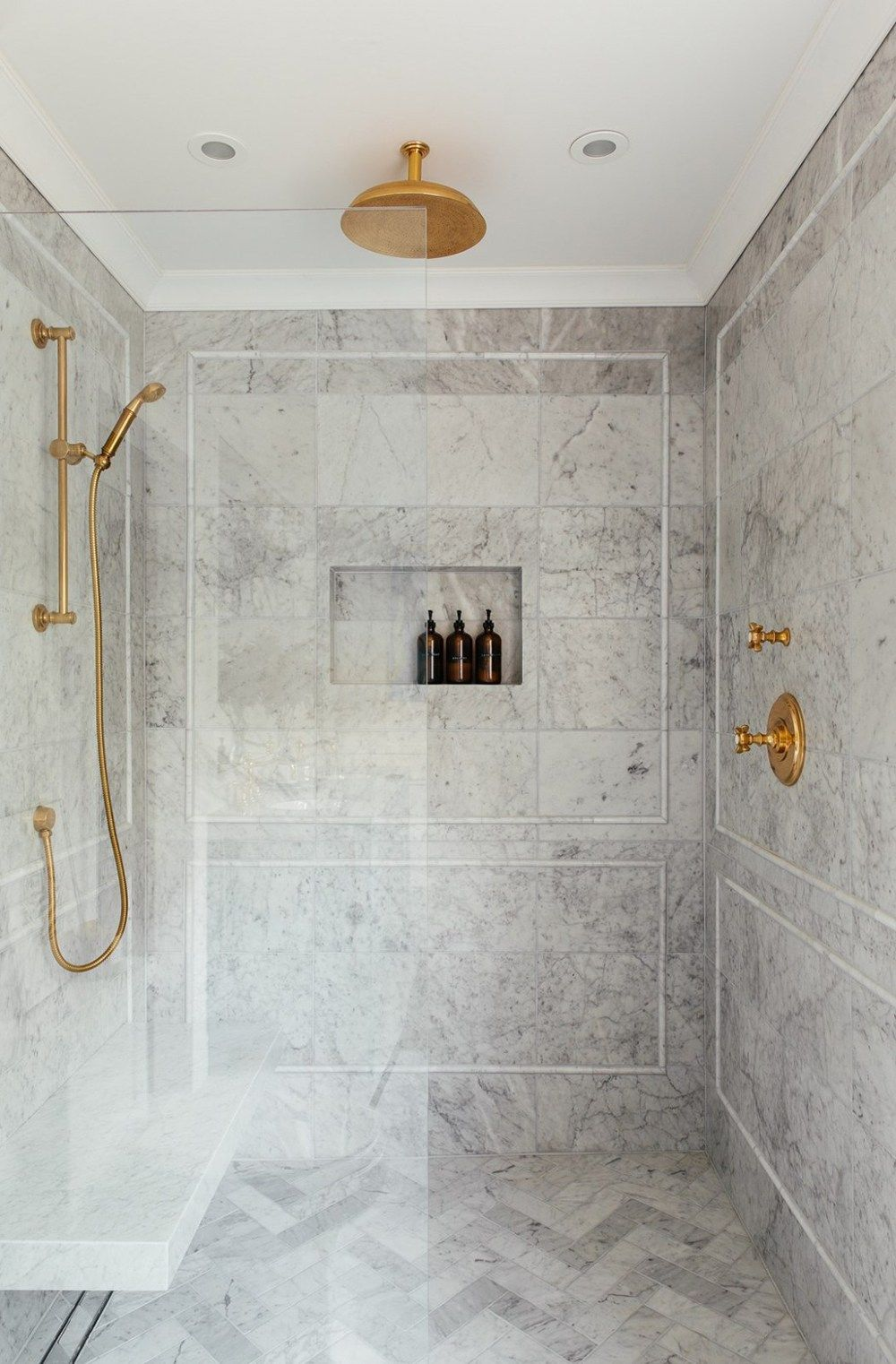 How To Plan And Design A Shower Niche Room For Tuesday Shower Niche Bathrooms Remodel Marble Showers