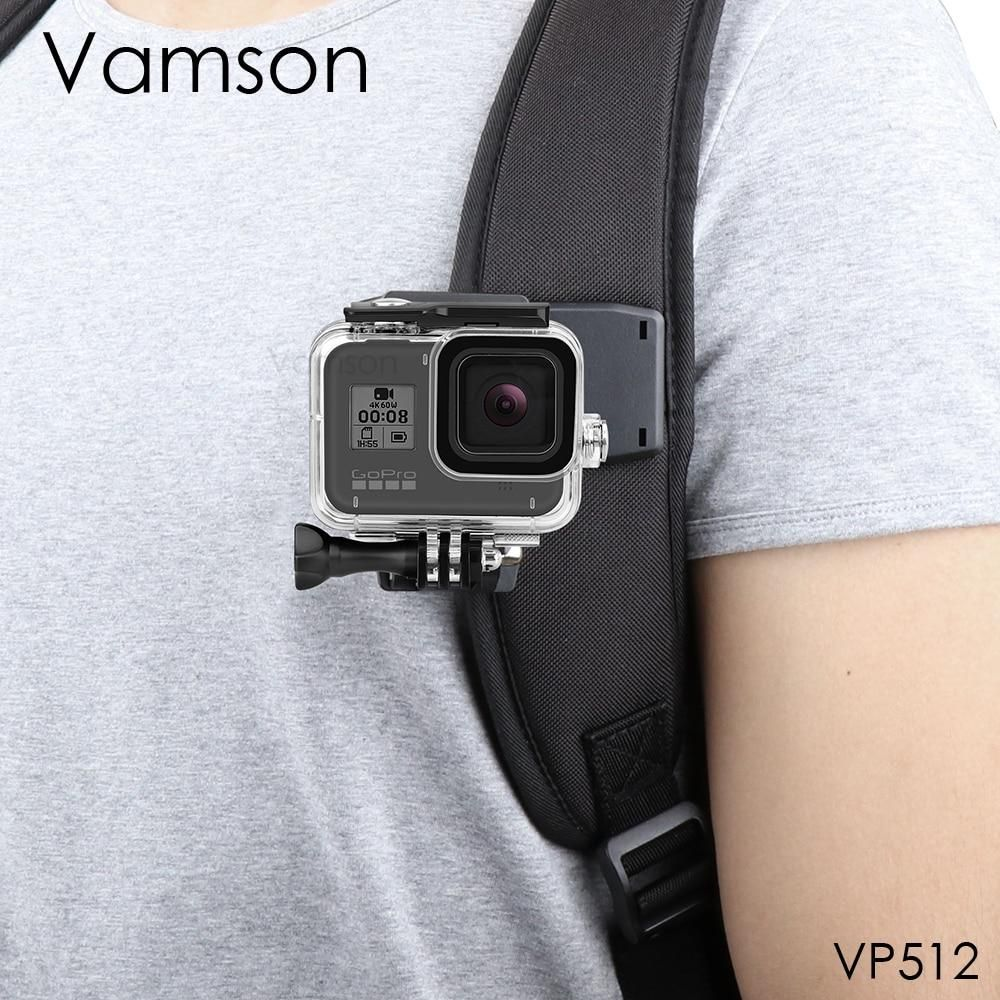 Best Vamson For Gopro 8 Gopro Action Camera Gopro Backpack