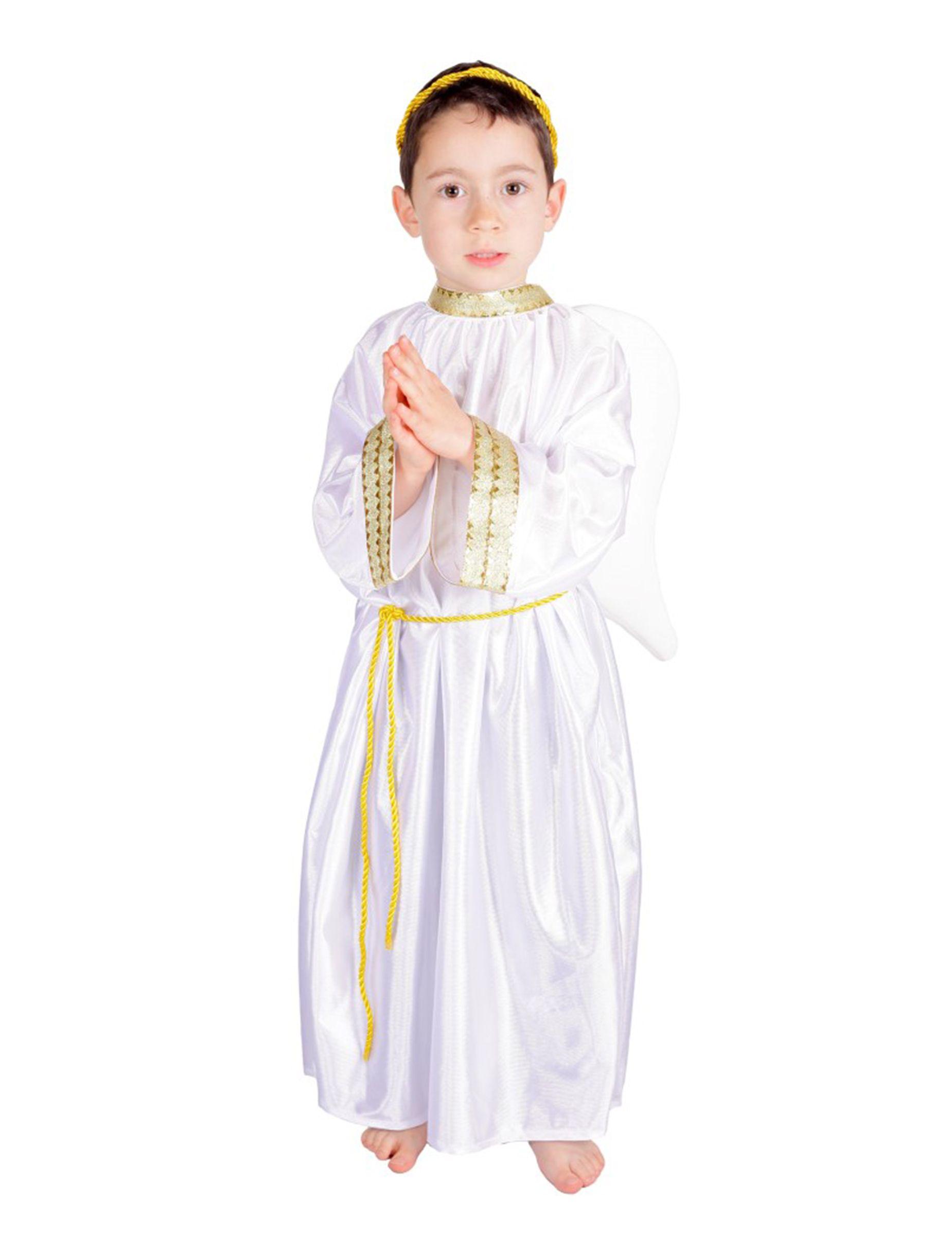 81a52ea34cce7 Disfraz ángel niño