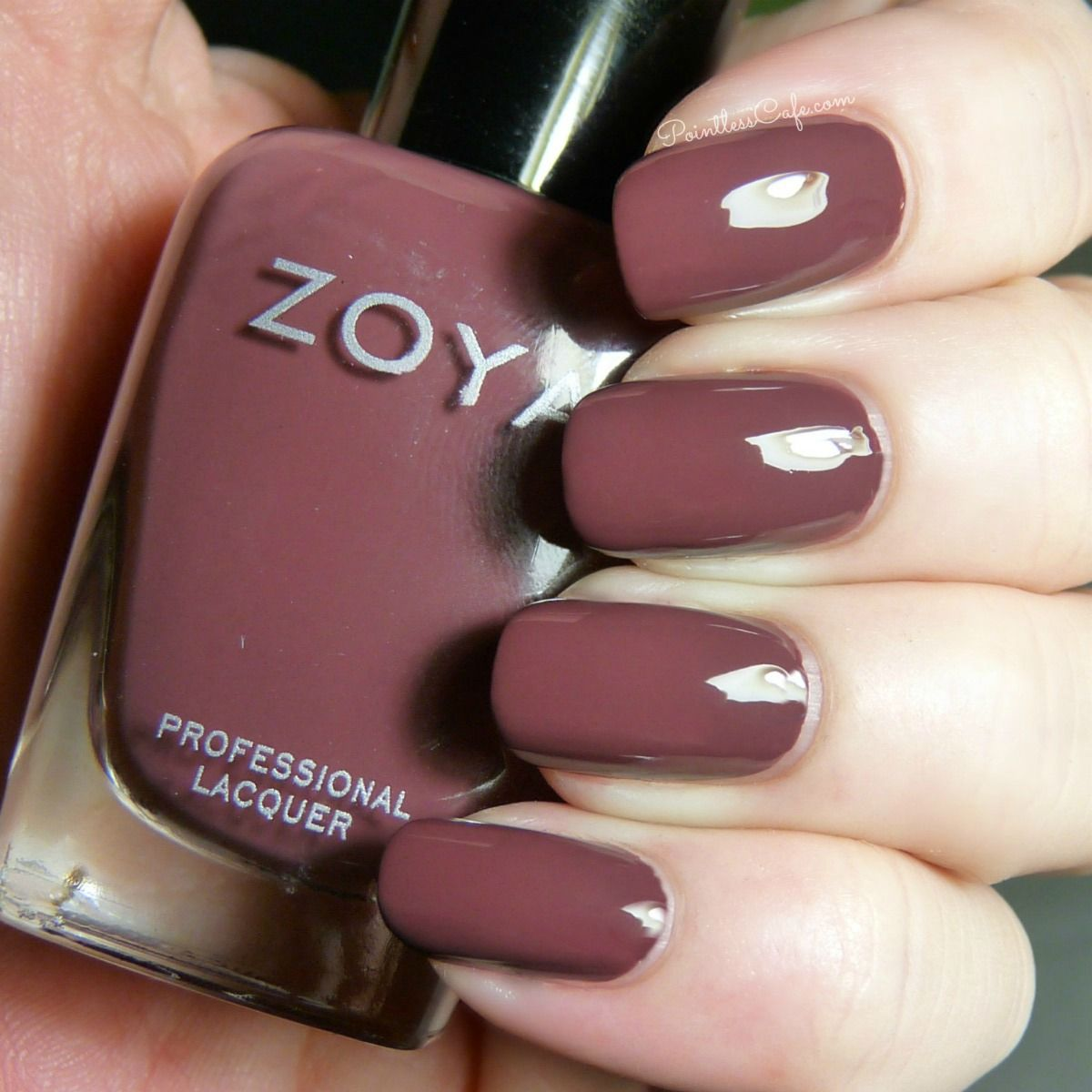 My Thoughts on Marsala, Pantone\'s Color of the Year 2015 and Zoya ...