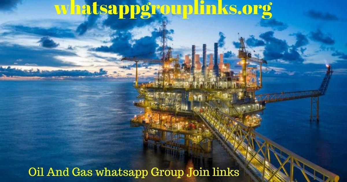 Join Oil And Gas Recruitment Whatsapp Group Links : all