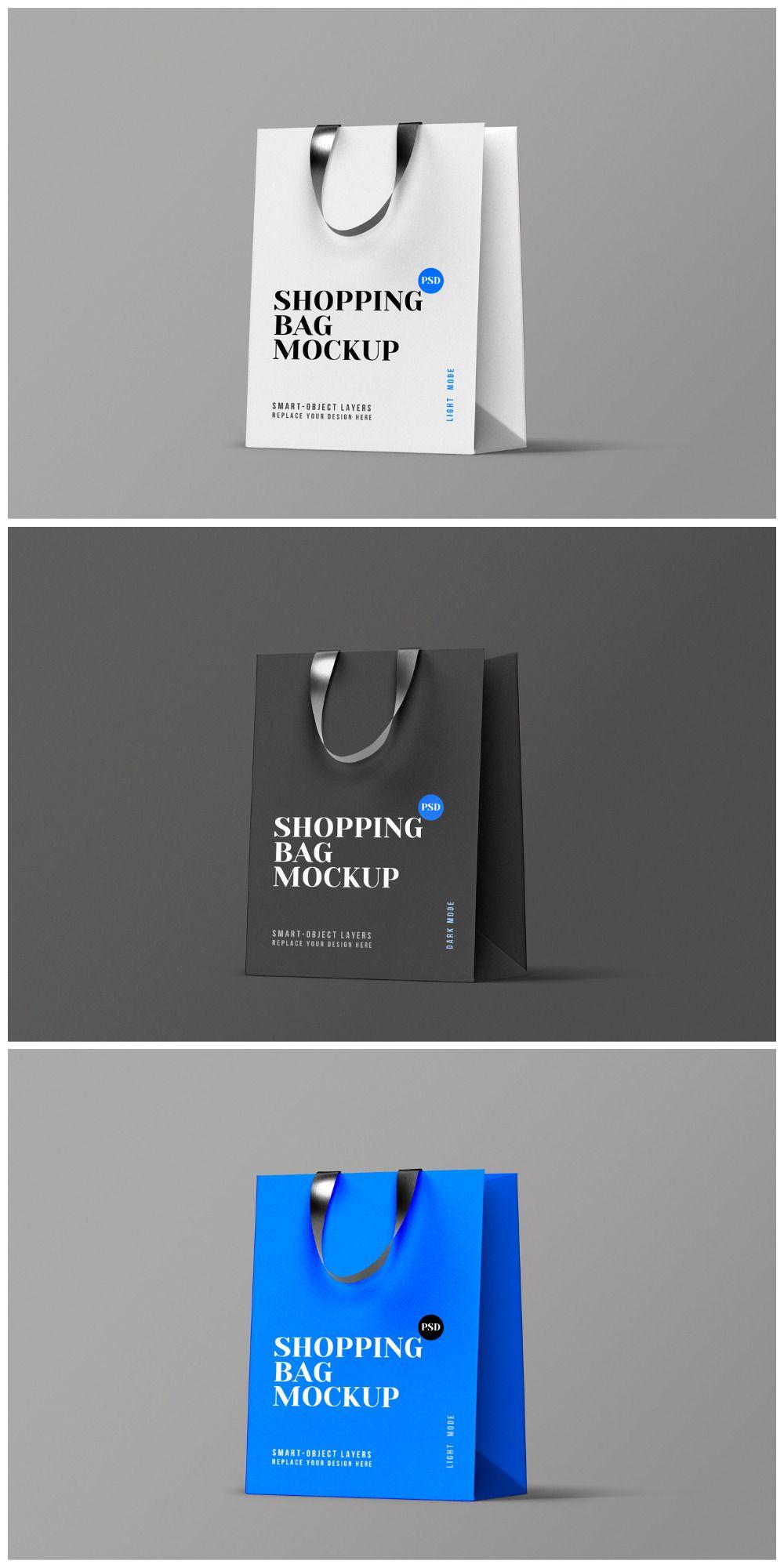 Download Shopping Bag Mockup Bag Mockup Shopping Bag Bags
