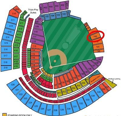 Tickets 3 Tickets Cincinnati Reds 4 3 Opening Day Philadelphia Phillies Section 143 Tickets Cincinnati Reds Tickets Cincinnati Reds Philadelphia Phillies