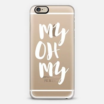 This gorgeous, sassy case is now available at Casetify! Get yours today! http://www.casetify.com/greythistlestudio/collection phone case | iphone case | android case | typography phone case
