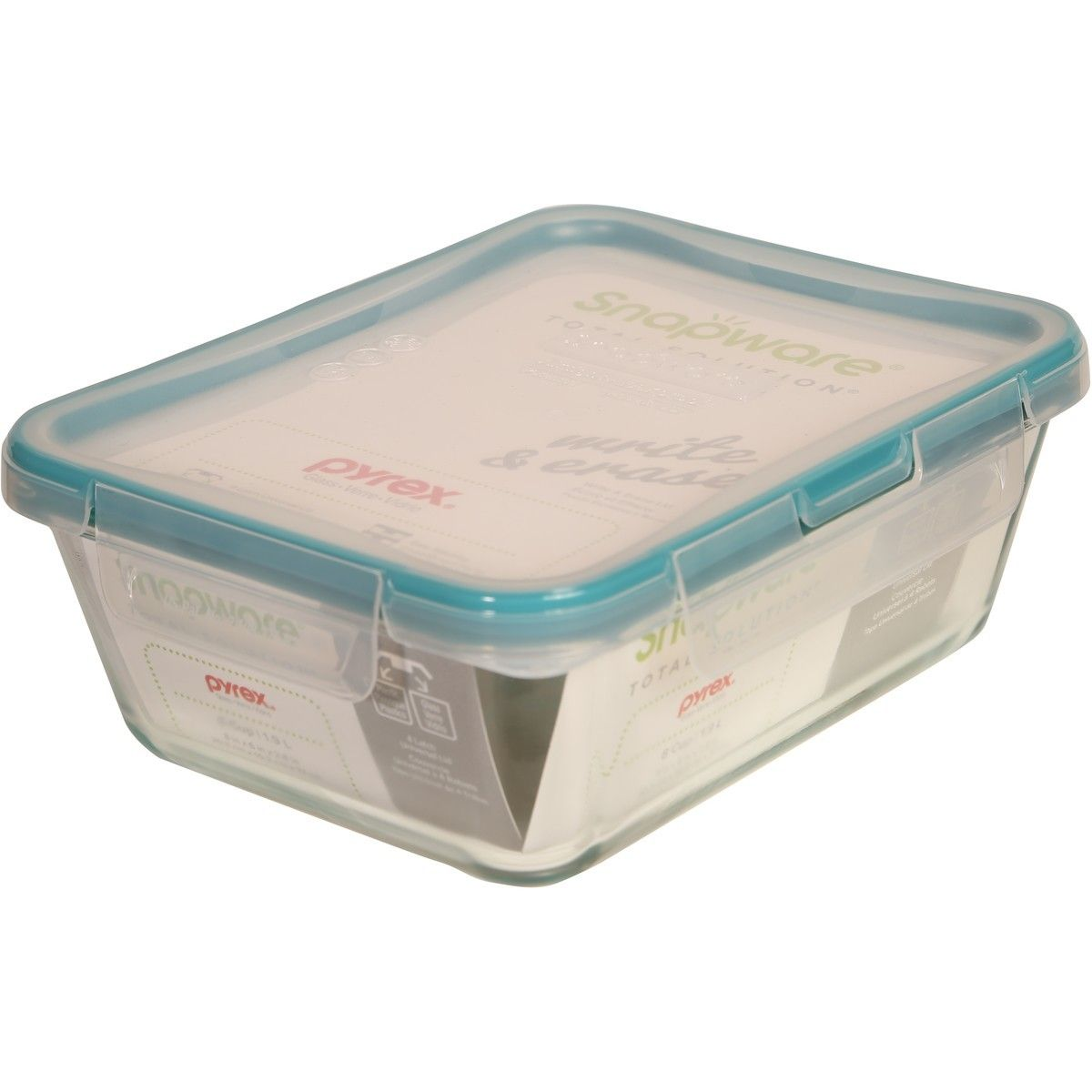 Pyrex Snapware Container 1 9l Big W Snapware Food Storage Containers Pyrex
