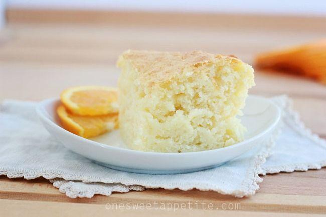 3 Ingredient Orange Cake & A Tillamook Giveaway! - One Sweet Appetite