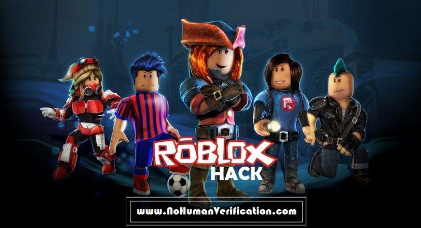 Free Robux Roblox Hack No Survey - No Human Verification ...