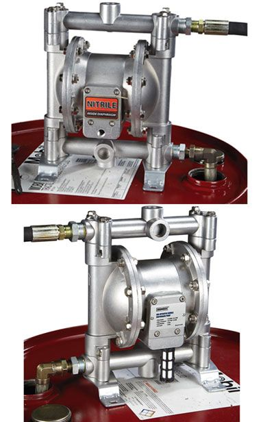 Roughneck air operated double diaphragm oil pump 12 gpm 12in this powerful roughneck air operated double diaphragm pump operates from 29 to 115 psi features a 12in dia inlet and 12in dia outlet capable of ccuart Image collections