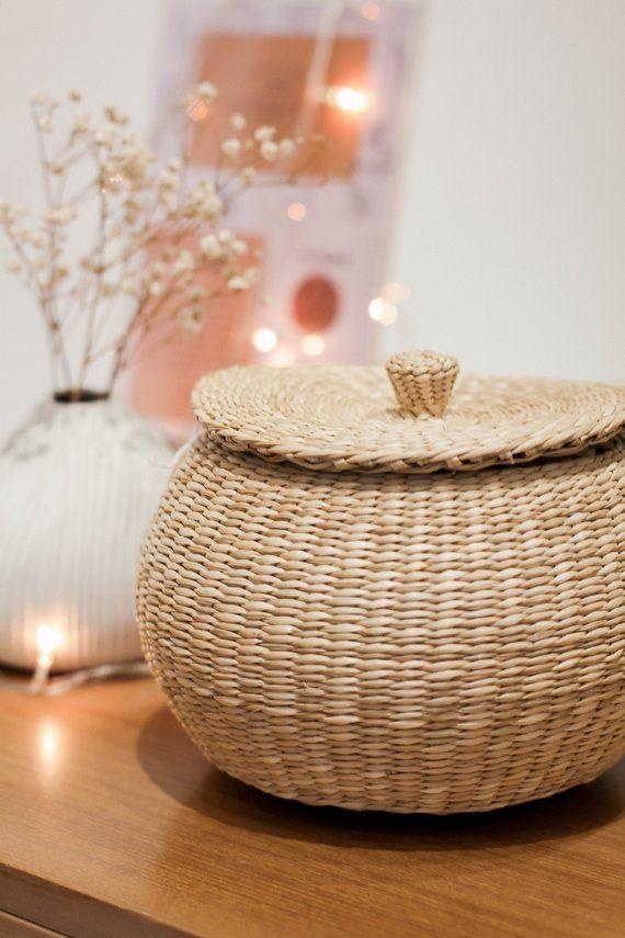 Pin Cushion Jar