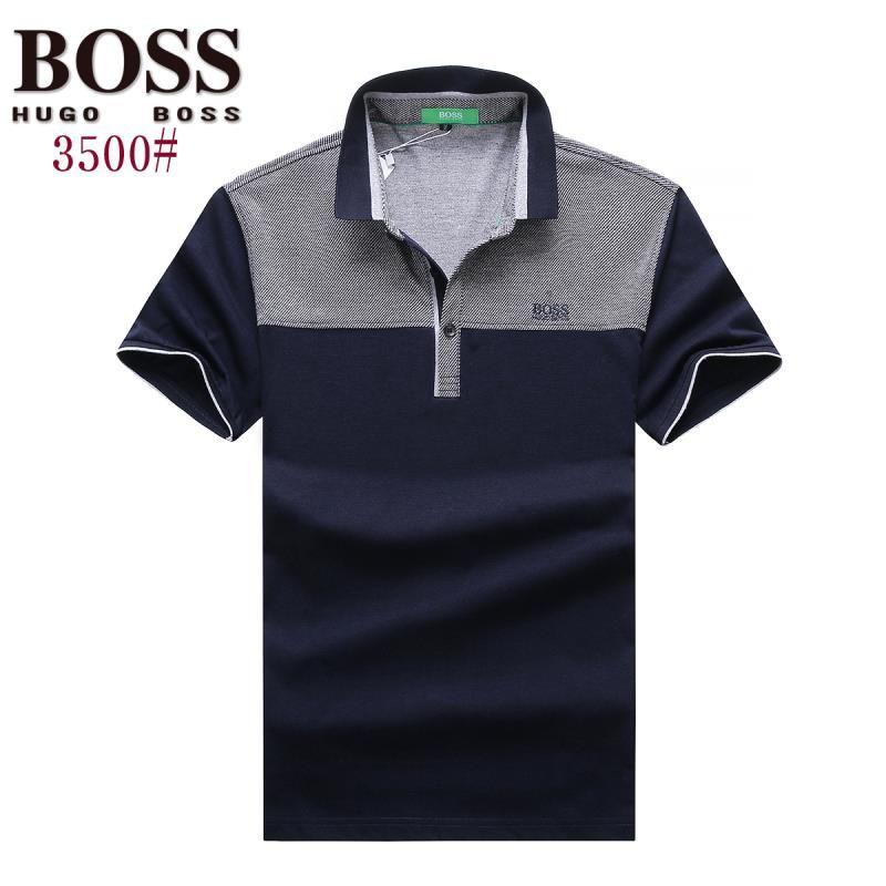 Man style · Hugo Boss polos t-shirts, short sleeve 100% cotton tops, brand  shop