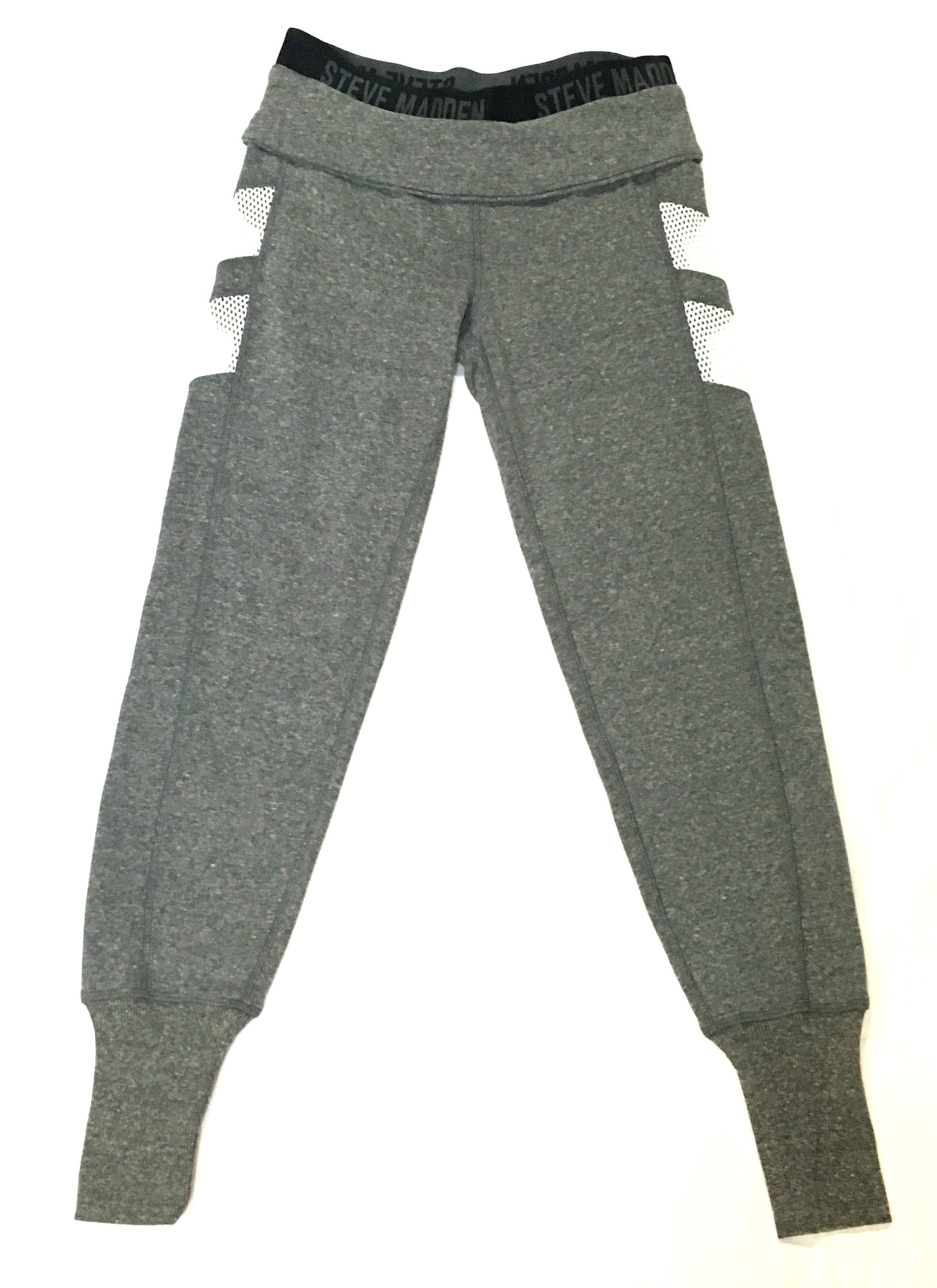Who said comfortable isn't sexy! Snuggle up in our Comfy Sweat Pants by Steve Madden!