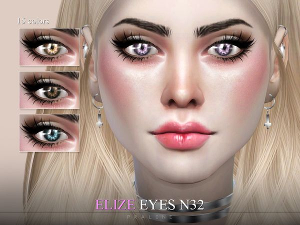 Pralinesims Naked Lipstick | +Teeth / N32