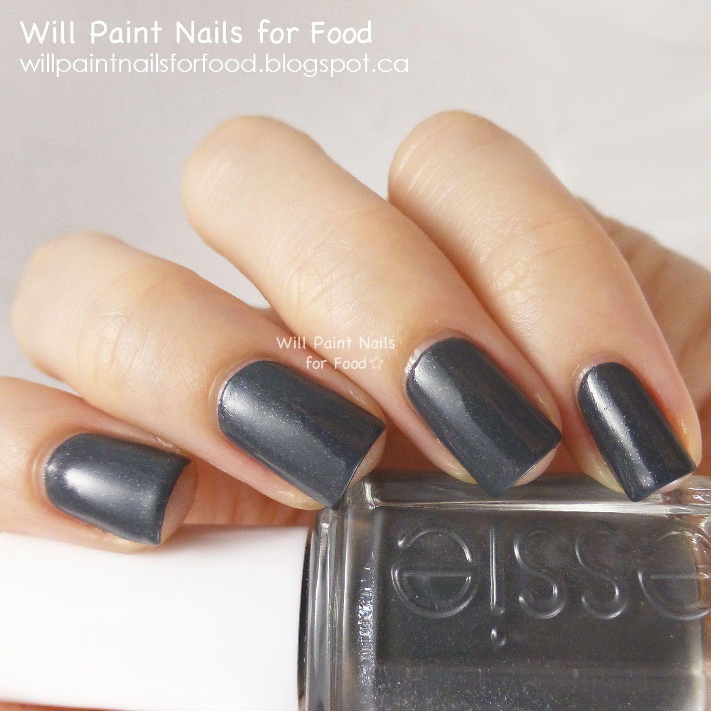 essie Nail Color Polish - Cashmere Bathrobe   Nail Polish ...